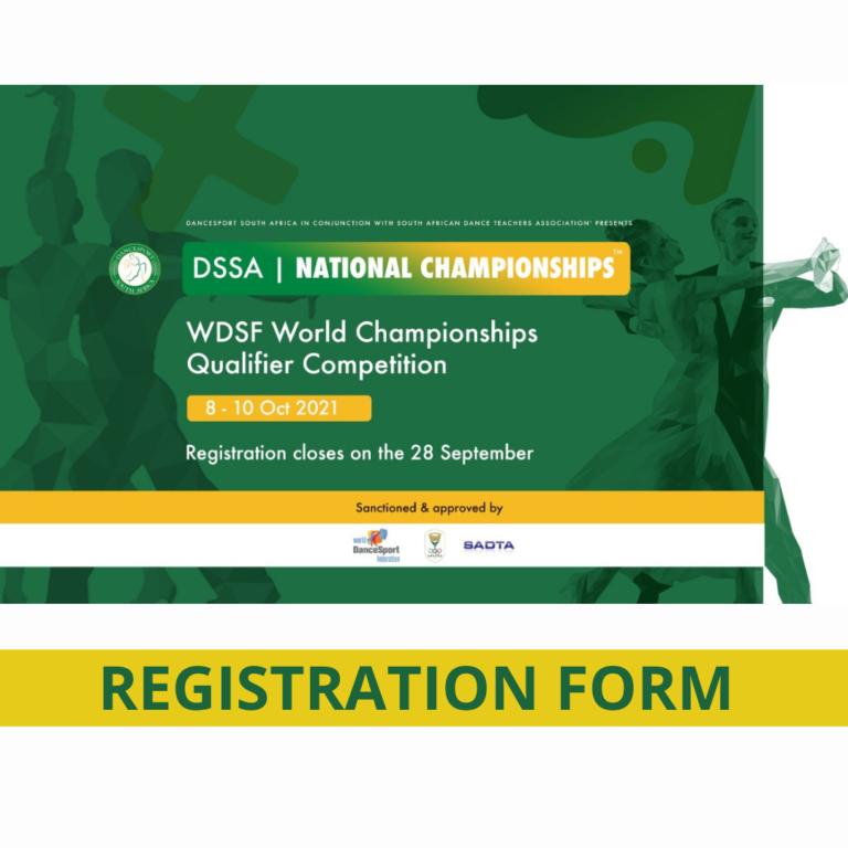 Read more about the article ENTRY FORM: DSSA NATIONAL CHAMPIONSHIP ™ 2021